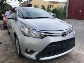 Selling Silver Toyota Vios 2018 in Makati
