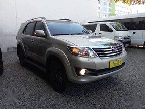Toyota Fortuner 2015 for sale in San Fernando