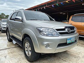 Toyota Fortuner 2007 for sale in Mandaue