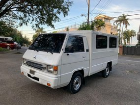Selling Mitsubishi L300 2016 in Quezon City