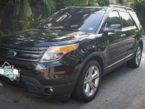 Ford Explorer 2013 for sale in Quezon City