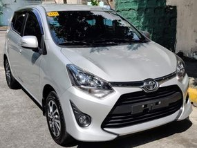 Sell 2019 Toyota Wigo in Manila