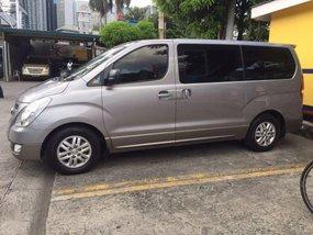 Hyundai Starex 2017 for sale in Manila
