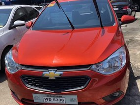 Sell 2017 Chevrolet Sail in Quezon City