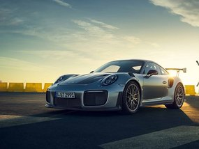 A quick look at the most powerful 911: Porsche 911 GT2 RS 2020