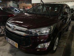 Sell 2017 Toyota Innova in Pasig