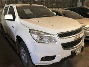 Chevrolet Trailblazer 2016 for sale in Quezon City