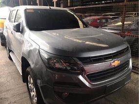 Selling Chevrolet Trailblazer 2018 in Quezon City
