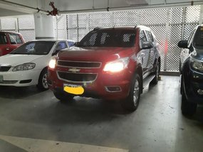 Selling Chevrolet Trailblazer 2016 in Pasig