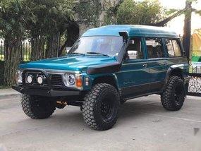 Sell 1996 Nissan Patrol in Manila