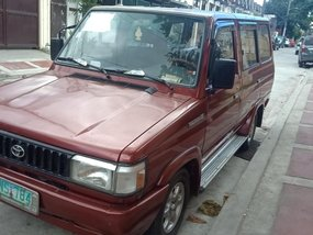 2nd Hand Toyota Tamaraw 1997 Manual Gasoline for sale