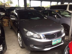 Honda Accord 2008 for sale in Manila