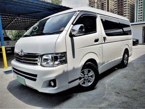 Selling Toyota Hiace 2013 in Parañaque