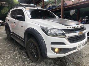 Chevrolet Trailblazer 2017 for sale in Quezon City