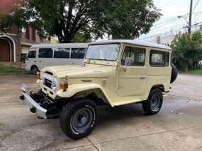 Sell 1977 Toyota Land Cruiser in Quezon City