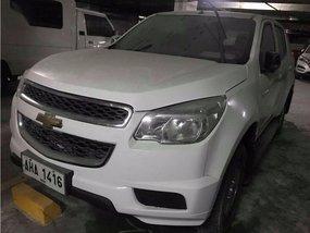 Sell 2015 Chevrolet Trailblazer in Quezon City