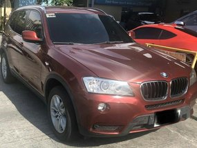 Selling Bmw X3 2014 in Pasig