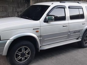 2005 Ford Everest 4x4 for sale