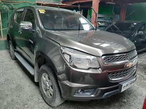 Chevrolet Trailblazer 2015 for sale in Quezon City