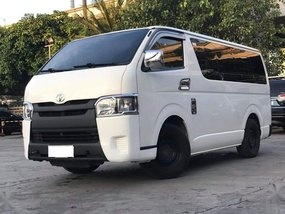 Toyota Hiace 2016 for sale in Manila