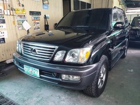 Sell 2007 Lexus Lx in Quezon City