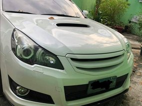 Sell Pearl White 2012 Subaru Legacy in Manila