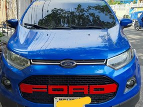 FORD ECOSPORT TREND 2016 AT