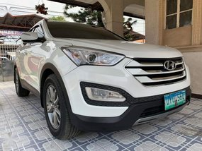 Hyundai Santa Fe 2013 for sale in Manila