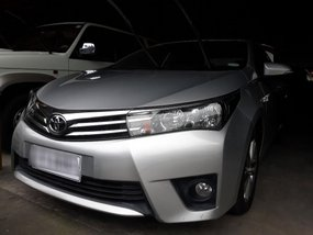 Selling Toyota Altis 2017 in Manila