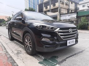 Hyundai Tucson 2016 for sale in Quezon City