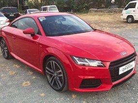 Audi Tt 2016 for sale in Pasig