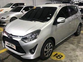 Toyota Wigo 2018 for sale in Manila