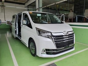 Brand new 2020 Toyota Bulletproof Hiace Supergrandia