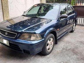 Honda City EXi 1997 Green Good Price