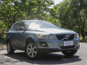 Selling Blue Volvo Xc60 2010 in Quezon City