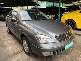 Grey Nissan Sentra 2010 for sale in Quezon City