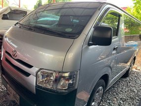 Selling Silver Toyota Hiace 2019 in Quezon City