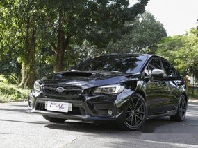 Black Subaru Wrx 2018 for sale in Quezon City
