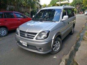 Silver Mitsubishi Adventure 2016 for sale in Quezon City