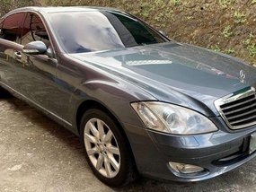 Sell 2008 Mercedes-Benz S-Class in Pasig