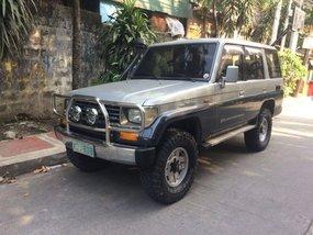 Sell 1992 Toyota Land Cruiser Prado in Quezon City