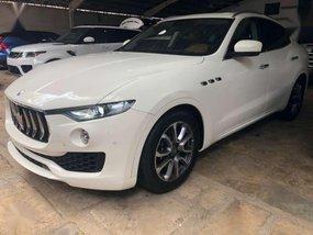 Maserati Levante 2018 for sale in Quezon City