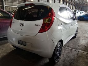 Sell 2018 Hyundai Eon Hatchback in Quezon City