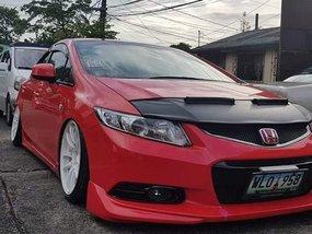Selling Honda Civic 2012 in Manila