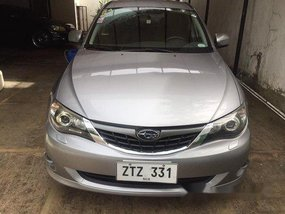 Silver Subaru Impreza 2009 for sale in Muntinlupa