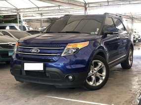 Sell 2015 Ford Explorer in Makati