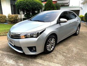 Sell 2015 Toyota Corolla Altis in Quezon City