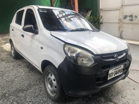 Selling Suzuki Alto 2017 in Quezon City