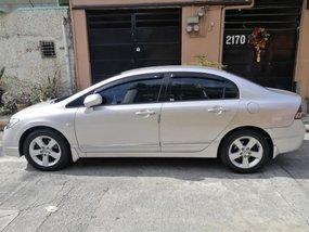 Sell Silver 2012 Honda Civic in Manila