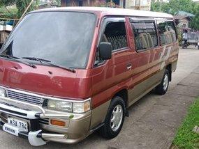 Sell 2015 Nissan Urvan in Santa Maria